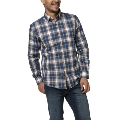 CAMISA CUADROS SLIM FIT
